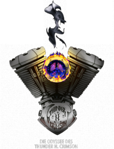 BLACK WIDOW | THUNDER H. CRIMSON | Buch